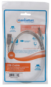 Hi-Speed USB Mini-B Device Cable Packaging Image 2