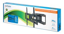 Load image into Gallery viewer, Universal Flat-Panel TV Full-Motion Wall Mount Packaging Image 2