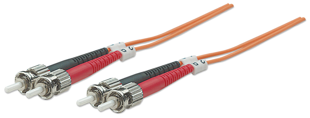 Fiber Optic Patch Cable, Duplex, Multimode Image 1