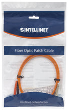 Load image into Gallery viewer, Intellinet Fiber Optic Patch Cable, Duplex, Multimode