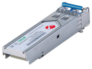 Intellinet Gigabit Fiber SFP Optical Transceiver Module