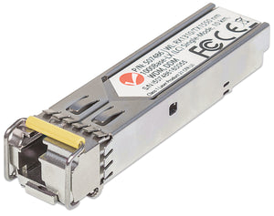 Gigabit Fiber WDM Bi-Directional SFP Optical Transceiver Module Image 1