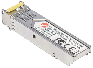 Gigabit Fiber WDM Bi-Directional SFP Optical Transceiver Module Image 4