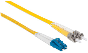 Fiber Optic Patch Cable, Duplex, Single-Mode Image 3