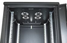 "Load image into Gallery viewer, 19"" Network Cabinet Image 10"
