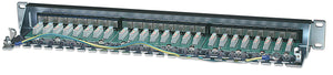 Cat6 Shielded Patch Panel Image 4