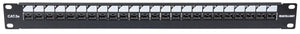 "Locking 19"" Cat5e Unshielded Patch Panel Image 3"