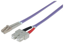 Load image into Gallery viewer, Fiber Optic Patch Cable, Duplex, Multimode Image 1