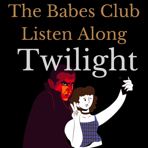 Listen Along: The Twilight Saga