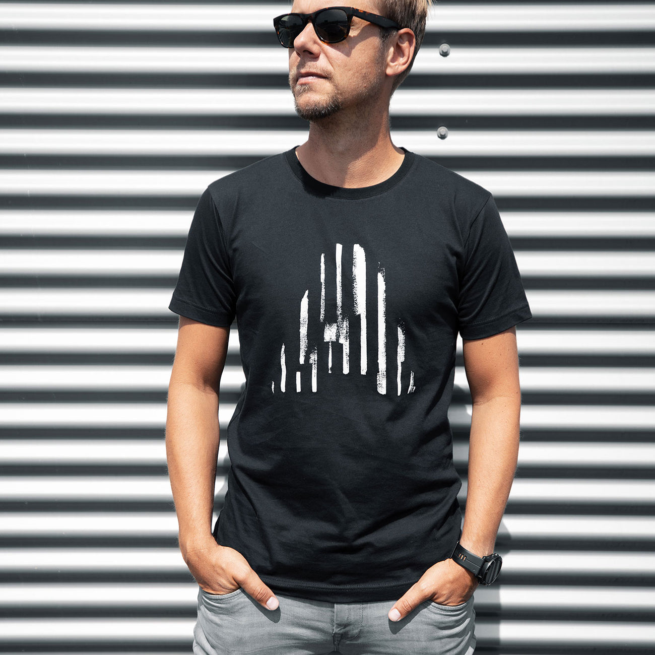 Armin van Buuren - Limited Edition Brushed A-Shirt