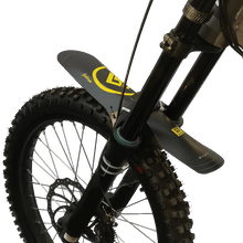 Load image into Gallery viewer, SUR-RON FLEXIBLE FRONT FENDER TO FIT THE RST & ROCK SHOX FRONT FORK MODELS