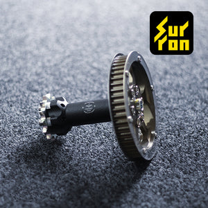 Sur-ron light bee Mid. Shaft Sleeve + Power Output Shaft Sprocket (14T) + Rr. Belt Pulley
