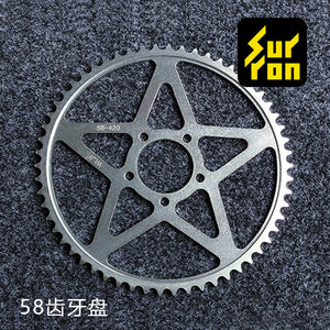 SUR-RON   58 TOOTH REAR SPROCKET