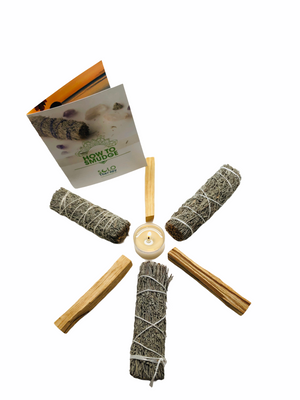 Blue Sage Smudge Kit / Solo Therapy