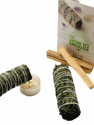 Cedar Smudge Kit / Solo Therapy