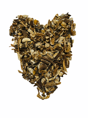 Angelica Dried Cut Root / Solo Therapy