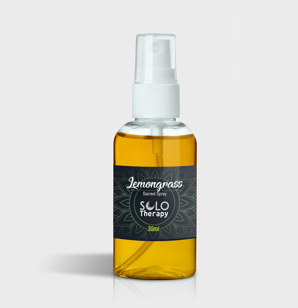 Lemongrass Sacred Spray / Purity - Solo Therapy