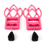 Bad Princess Nipple Clamps (Pair)