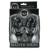 Master Series Monarch Clover Clamps