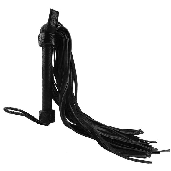 Pain Heavy Leather Tail Flogger
