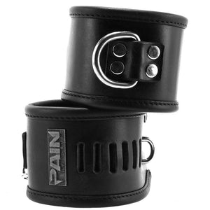 Pain Locking Ankle Restraint Cuffs