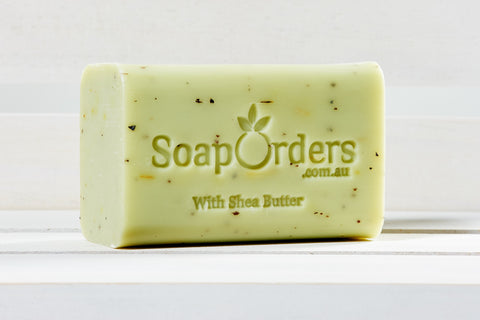 Lemon Myrtle  with Organic Shea Butter