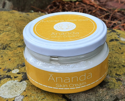 Moksha Wellness Skin Cream - Ānanda 200ml