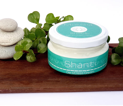 Moksha Wellness Skin Cream - Shanti 200ml