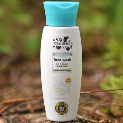 Vegan Face Wash for Young Skin (0 – 24yrs)