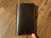 Load image into Gallery viewer, Long Leather Wallet