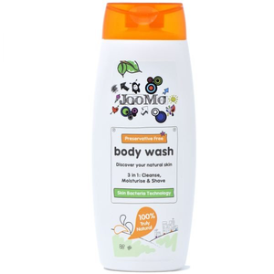 JooMo 100% Natural Body Wash