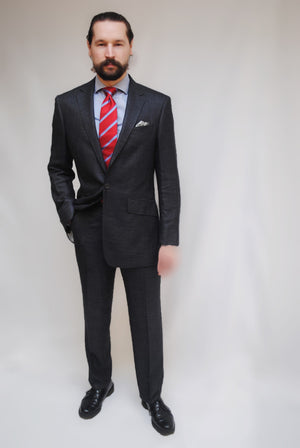 Bamboo Suit in Grey