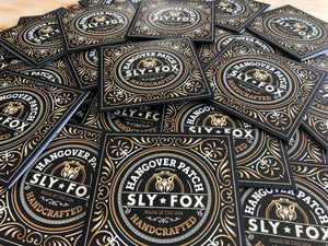 Sly Fox Hangover Patch - Ineffectual, Antiquated, Minimal Relief
