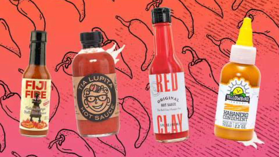 Indie-Made Hot Sauces You'll Want to Put on Everything