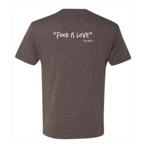 Food is Love T-Shirt