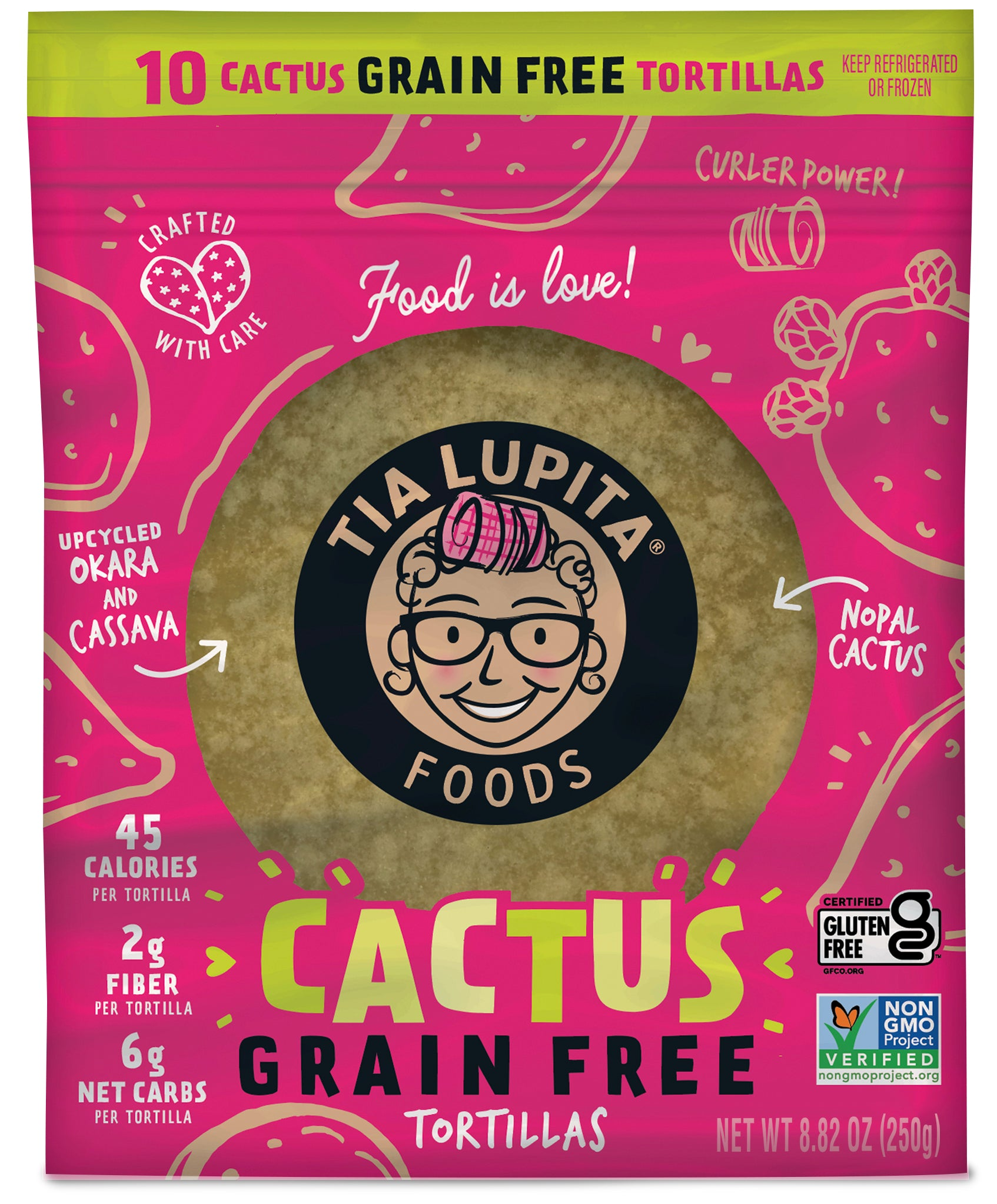 Tia Lupita featured by Food Business News - Virtual Expo West innovators target mind, body and planet