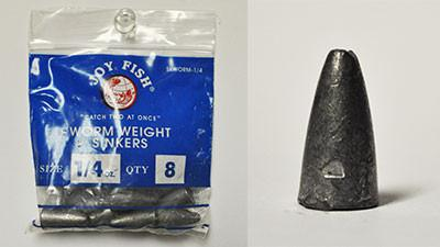 Plomo (Sinkers- Worm Weight)