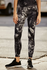 Free People Good Karma Tie Dye Legging OB1053232
