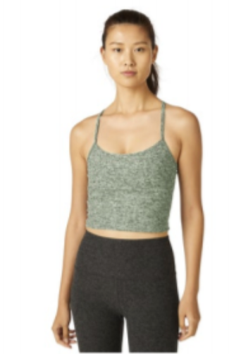 Beyond Yoga Spacedye Slim Racerback Cropped Tank SD4382