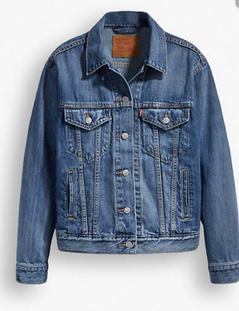 Levi's Ex-boyfriend Trucker Jacket - Women's 299440006