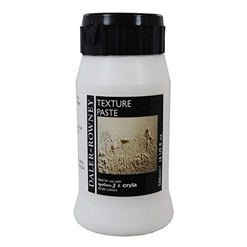 Daler-Rowney Texture Paste 500 ML