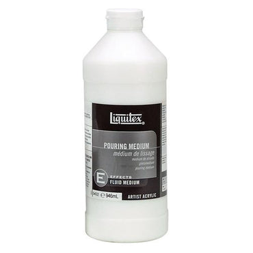 Liquitex Professional Pouring Effects Medium, 32-oz