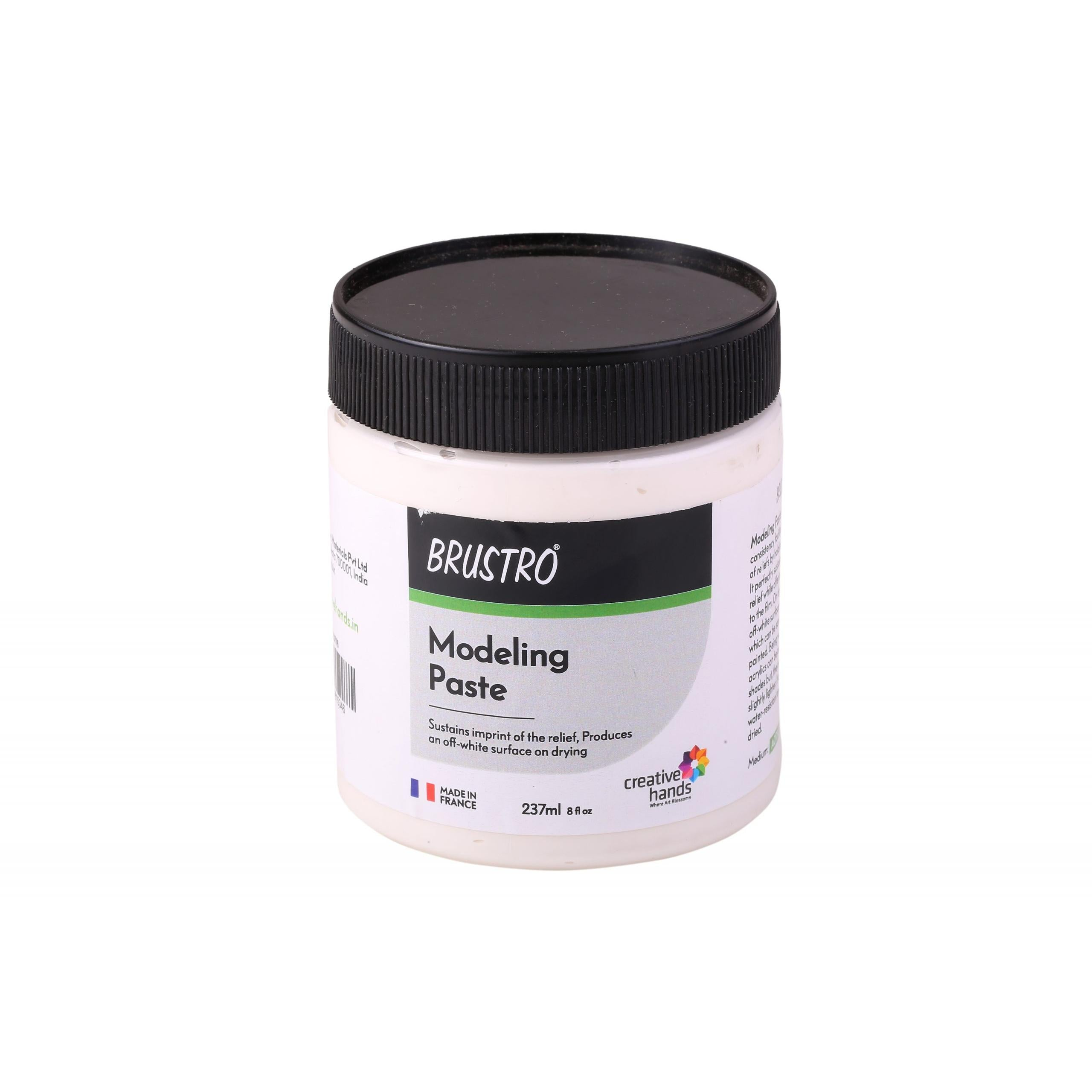 Brustro Professional Modeling Paste 237ml