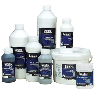Liquitex Gessos And Grounds (OPEN STOCK)