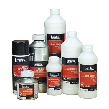 Liquitex Varnish (OPEN STOCK)