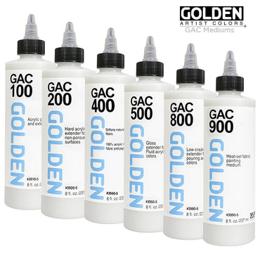 Golden Special Purpose Mediums (OPEN STOCK)