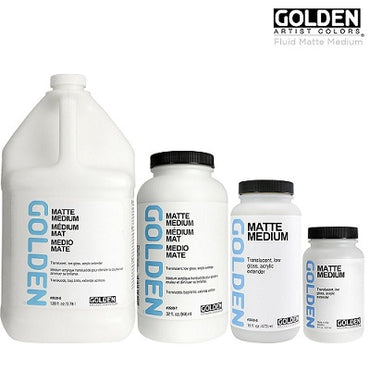 Golden Fluid Medium (OPEN STOCK)