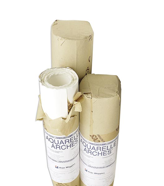 Arches Watercolour Rolls 185 GSM