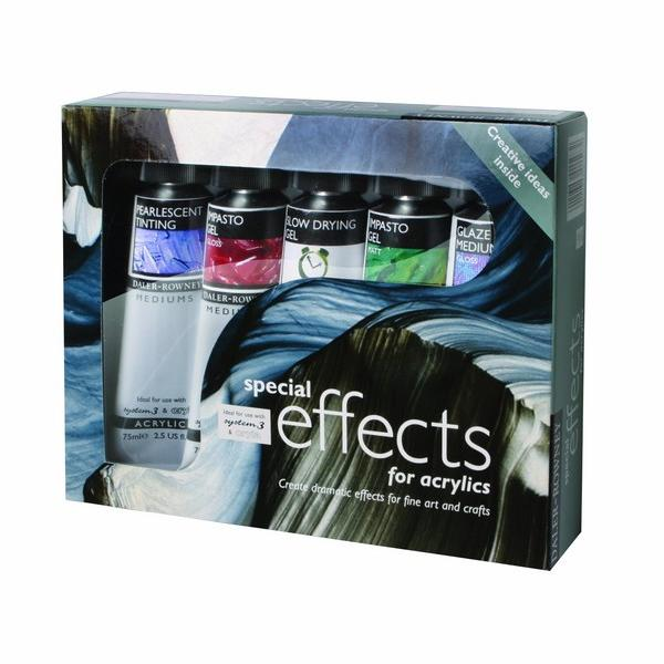 Daler-Rowney Special Effects Set