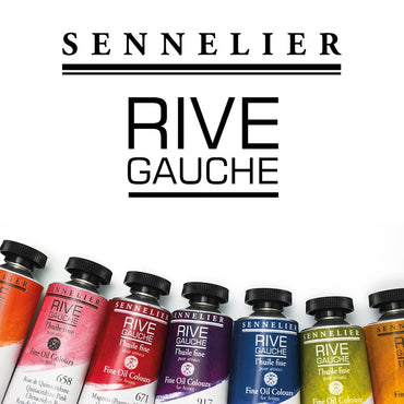 Sennelier Rive Gauche Artist Oil Color 200 ml (OPEN STOCK)